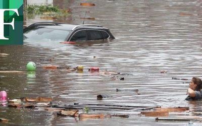 Subió a 93 la cifra de muertos por las inundaciones en Alemania
