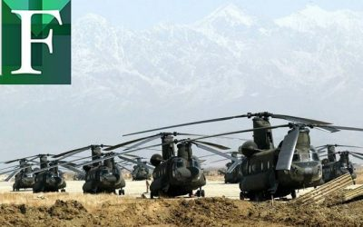 Tropas de EE UU y la OTAN abandonaron base aérea afgana de Bagram