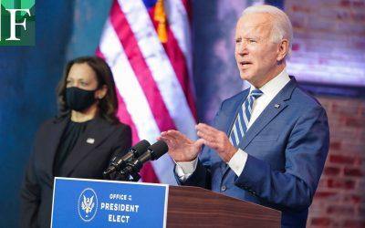 """Biden incluye a Venezuela y Cuba entre las """"naciones cautivas"""" del mundo"""