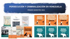 El régimen persigue y criminaliza a la disidencia como política de Estado