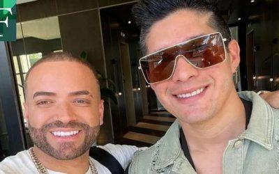 Chyno y Nacho pusieron a bailar al público de los Premios Juventud 2021