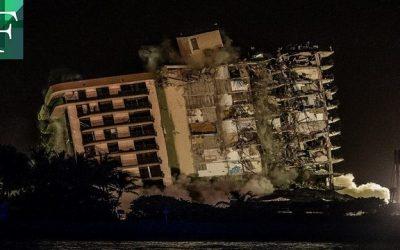 La cifra de muertes por colapso de edificio en Miami asciende a 28