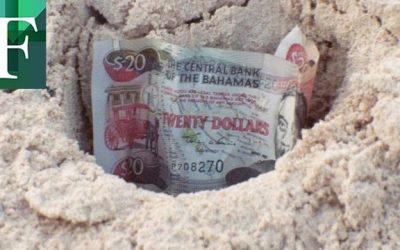 Qué es el «dólar de arena» y cuál es el primer país del mundo que se ha lanzado a esta aventura