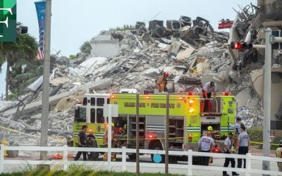Número de cuerpos encontrados en el derrumbe del edificio en Miami sube a 90
