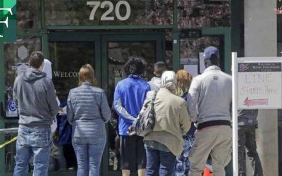 Cifra de desempleo en Estados Unidos sigue en ascenso