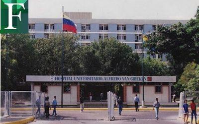 Hospital de Coro se quedó sin oxígeno para pacientes con covid por varias horas