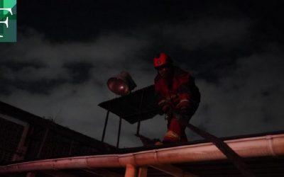 Investigan causas del incendio en la UCV: No descartan que haya sido provocado