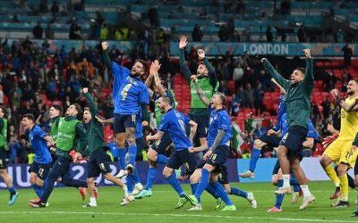 Italia derrotó a España y avanza a la final de la Eurocopa