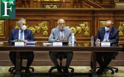Las condiciones que exige Jorge Rodríguez para dialogar