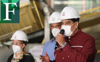 Maduro dice que está listo para ir a negociar con la oposición en México