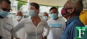Intentaron impedir que María Corina Machado llegara a Guayana