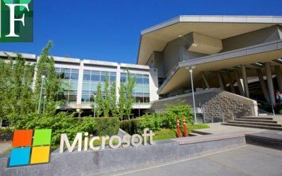 Pentágono cancela multimillonario contrato a Microsoft