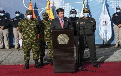 Grupos guerrilleros estarían financiando actos vandálicos para el 20 de julio en Colombia