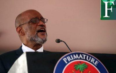 Nuevo primer ministro de Haití pide castigo ejemplar para asesinos de Moise