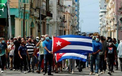 El gobierno cubano culpa a Twitter y EE. UU. por las protestas en el país