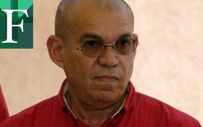 Piden a Fiscalía investigar a Ramón Rodríguez Chacín por supuesto vínculo con ELN