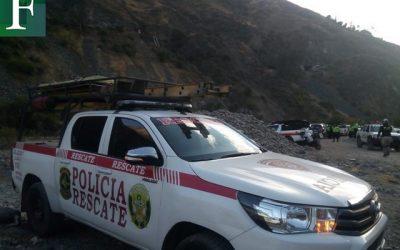 Accidente en carretera de Perú dejó 29 muertos y 16 heridos