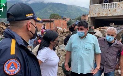 En Mérida contabilizan 800 viviendas afectadas y se requiere ayuda