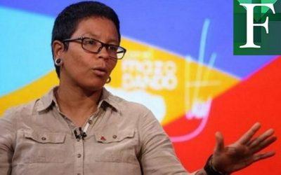 Erika Farías renunció a la Alcaldía de Caracas