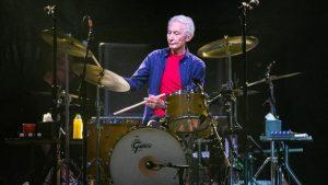 Murió Charlie Watts el baterista de los Rolling Stones