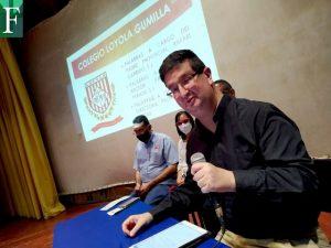 Colegio Loyola Gumilla tiene nueva directiva