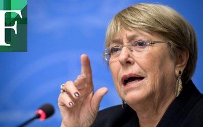 ¿Qué esperar ante el informe de Bachelet sobre Venezuela, el llamado a levantar sanciones y la inclusión de Alex Saab en el diálogo?