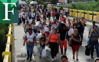 ONU informa que migración venezolana supera los 6 millones de personas