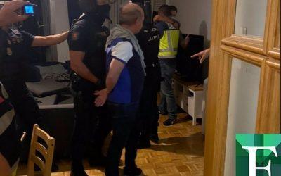 """Policía española detuvo en Madrid al """"Pollo» Carvajal"""