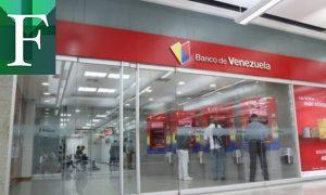 Banco de Venezuela advirtió a clientes que podrían no visualizar algunas operaciones