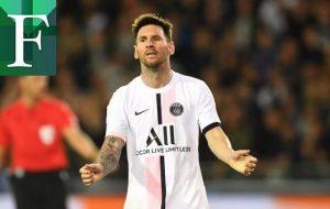 Messi, Neymar y Mbappé se estrellan en Bélgica contra el Brujas
