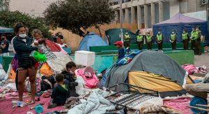 Fiscalía chilena abre investigación por violenta protesta contra venezolanos en Iquique