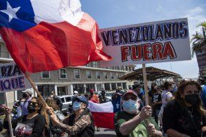 ONU es inadmisible el ataque a migrantes venezolanos en Chile