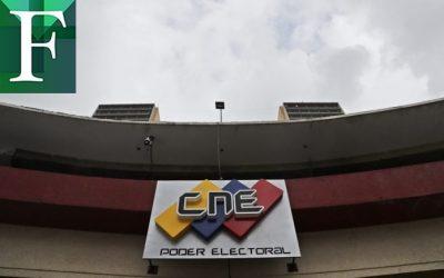 CNE inició fase de modificaciones y sustituciones para comicios regionales
