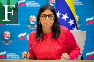 La reconversión pretende impulsar la moneda venezolana según Delcy Rodríguez