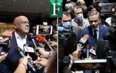 Régimen y oposición cierran segunda jornada de diálogo con supuestos «acuerdos parciales»