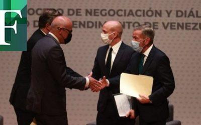 Diálogo venezolano en México: «El primer punto de la agenda es el electoral»