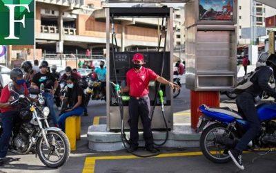 Maduro aseguró que en las próximas semanas se duplicará la producción de combustible