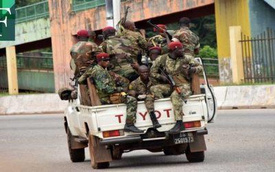 Golpe de Estado en Guinea con Presidente capturado e instituciones disueltas