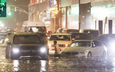 Sube a 42 el número de muertos por el huracán Ida en Estados Unidos