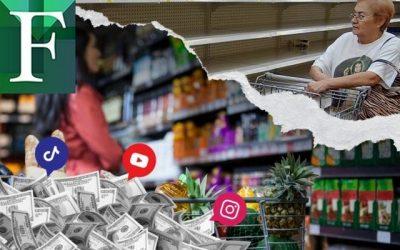 Los influenciadores y la crisis económica dan falsa idea de recuperación