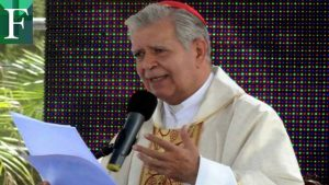 Cardenal Jorge Urosa Savino fallece por COVID-19
