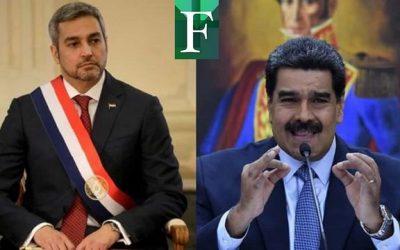 Maduro tacha de «provocación» discursos de Lacalle y Abdo en reunión de la Celac