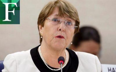 Bachelet confía en que el diálogo en México se traduzca en avances para la protección de los DD HH en Venezuela