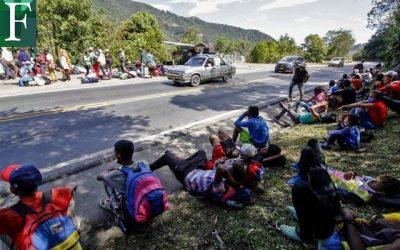 Oposición lanza plataforma digital para atender a los migrantes venezolanos