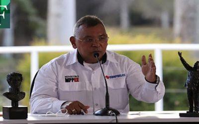 Ministro Reverol dijo que apagón fue por un nuevo ataque al sistema eléctrico
