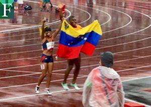 Dos medallas de oro para Venezuela en los Juegos Paralímpicos de Tokio