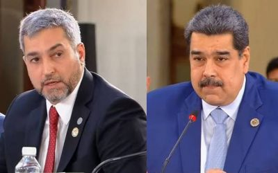 Presidentes de Paraguay y Uruguay desconocen a Maduro en cumbre Celac