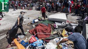 Organizaciones en Chile exigen al gobierno de Sebastián Piñera cambiar la política migratoria
