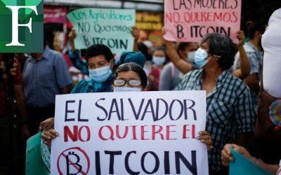 Bitcoin en El Salvador: «Esto no es para nosotros los pobres»