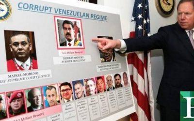 El Pollo Carvajal capturado y Alex Saab rumbo a Miami ponen nervioso a Nicolás Maduro